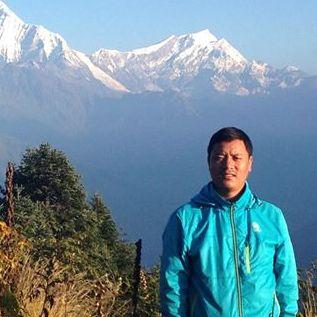 Lhakpa Chhetar Sherpa