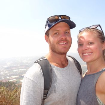 Brett & emma