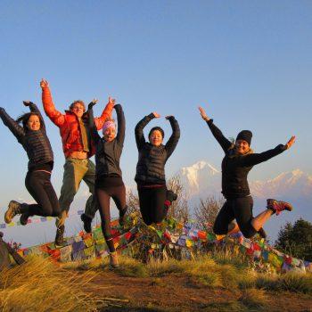 Nepal Holiday treks And